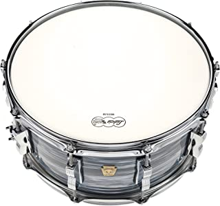 Ludwig Classic Maple Snare Drum - 6.5 Inches X 14 Inches Vintage Blue Oyster