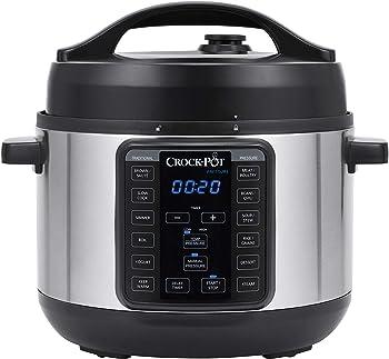 Crock-Pot 4-Quart Multi-Use Programmable Slow Cooker