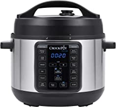 Crock-pot SCCPPC400-V1 4-Quart Multi-Use MINI Express Crock Programmable Slow Cooker with..
