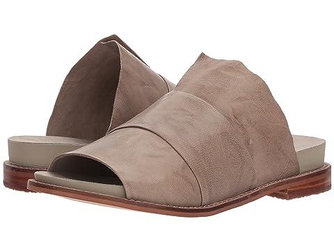 KELSI DAGGER BROOKLYN Ohana Slide, Clove Veg Leather