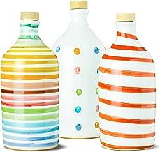 Rainbow Mix 2 - Extra Virgin Olive Oil Frantoio Muraglia (Box 3 Bottles)