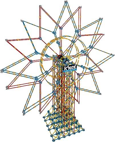distribución global K'Nex Juego de construcción de Ruedas de Doble Doble Doble Ferris  promociones emocionantes