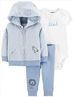 Carter's 3-Piece Koala Little Jacket Set, 3 Months
