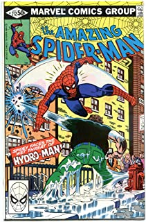 SPIDER-MAN #212, VF/NM, Amazing, 1st Hydro-Man, 1963, Romita, more ASM in store