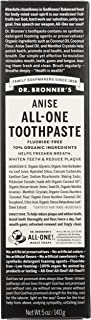 Dr. Bronner's - Organic Anise Toothpaste, 150ml