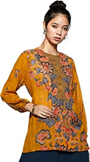 Women's Blended Regular Kurta