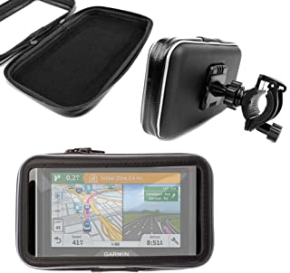 con Espuma De Memoria DURAGADGET Estuche//Funda Negra para GPS Garmin Dezl 580 LMT-D