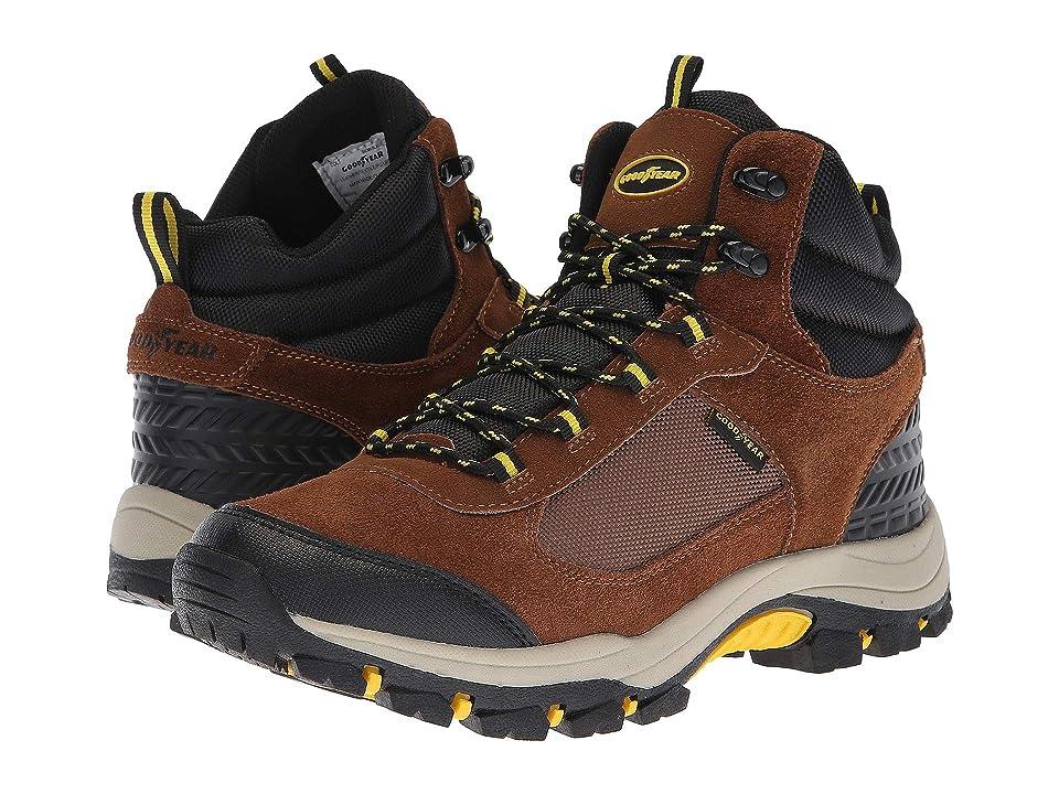 Goodyear Footwear Colt (Brown/Black/Yellow) Men