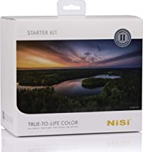 NiSi 100mm System Starter Filter Kit-V5 Pro Filter Holder, ND Filters and Accessories