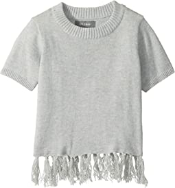 Ella Sweater T-Shirt with Fringe (Toddler/Little Kids)