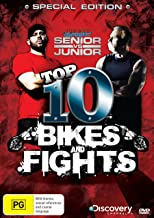 American Chopper Senior vs Junior Top 10 Bikes and Fights DVD [Special Edition]