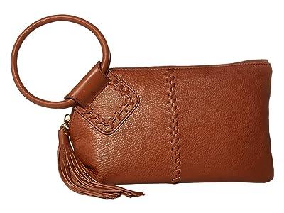 Hobo Sable (Toffee) Clutch Handbags