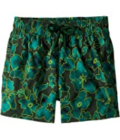 Vilebrequin Kids - Natural Flowers Superflex Swim Trunk (Toddler/Little Kids/Big Kids)