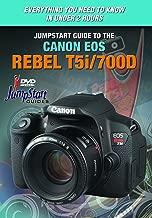 Canon T5i/ 700D Jumpstart Guide (101 minute Tutorial DVD)