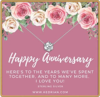 Best 50th anniversary necklace Reviews