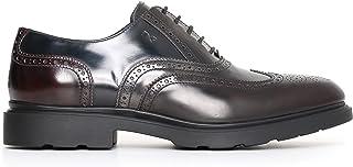 NeroGiardini A705315U Zapatos De Cordones Hombre De Piel
