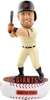 Forever Collectibles Hunter Pence San Francisco Giants Baller Special Edition Bobblehead MLB