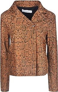 BULLY Luxury Fashion Womens 6314ORANGE Orange Outerwear Jacket | Fall Winter 19
