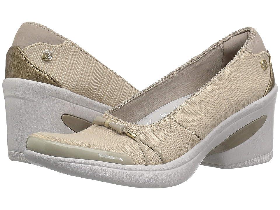 Bzees Electric (Tan) High Heels