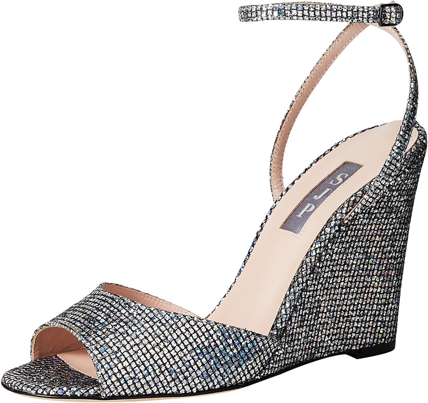 SJP by Sarah Jessica Parker Women's Boca 2021 spring and summer new Max 82% OFF Sandal Wedge