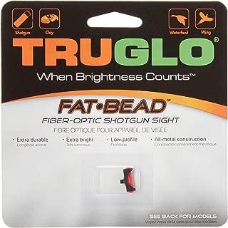TRUGLO Fat Bead Fiber Optic Sight 3-56 Red