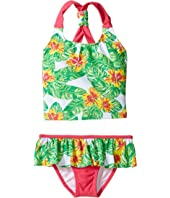 Appaman Kids - Santorini Tankini Set (Toddler/Little Kids/Big Kids)