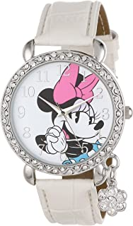 Disney Women's MINAQ381S Minnie Mouse Watch