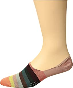 Paul Smith - Artist Stripe No Show Sock