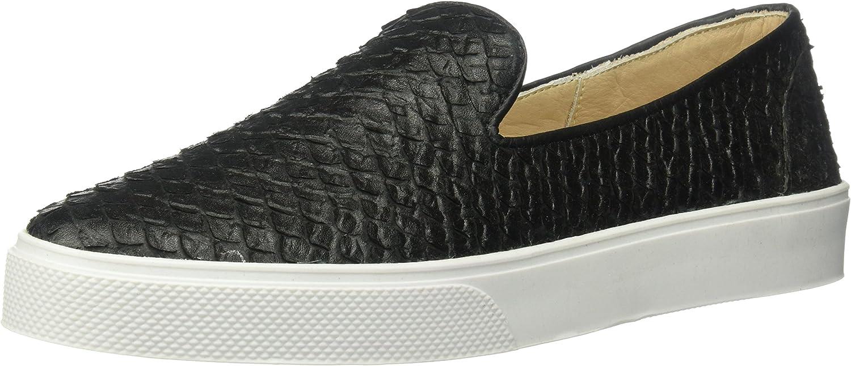 KAANAS Womens Cameroon Embossed Loafer Sneaker