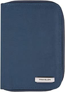 Travelon: Passport Zip Wallet - Ocean