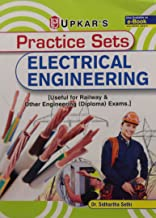 Practice Sets Electrical Engineering: Useful for Railway & Other engineering (Diploma) exams