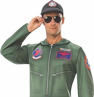 Rubie's Unisex-Adults Top Gun (Classic Movie) Aviator Sunglasses, One Size