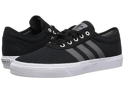 adidas Skateboarding Adi-Ease (Black/Grey Four/White) Skate Shoes