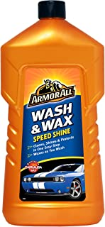 Armor All Wash and wax speed shine 412