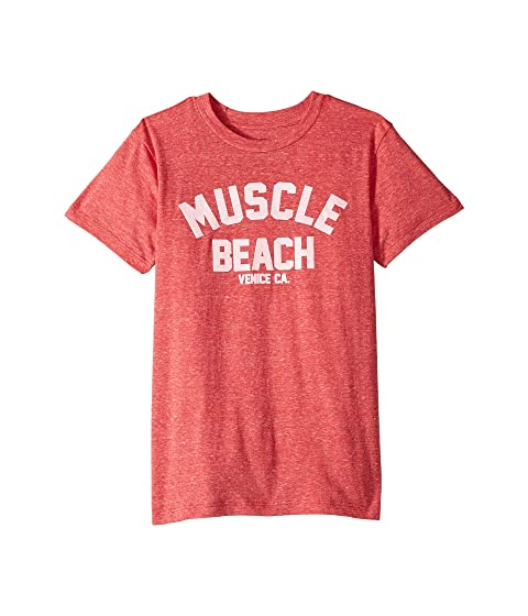 42c05b90 Tiny Whales Muscle Beach Short Sleeve Tee (Infant/Toddler/Little ...