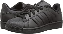 0caf8dc711200 Adidas originals kids superstar foundation big kid