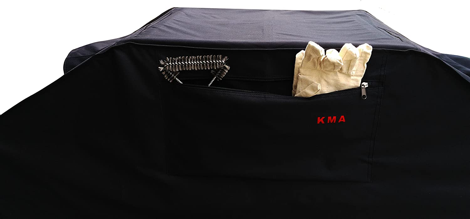 KMA Ranking TOP19 Reservation Grill Cover 52'' Black