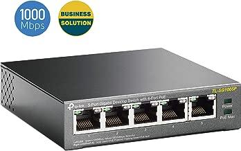 TP-Link 5-Port GIGABIT Desktop Switch, TL-SG1005P