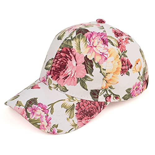 ba7409c51 Floral Baseball Cap: Amazon.com