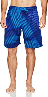 Holure Men's Surf Quick Dry Shorts Basic Watershorts Swim Trunks with Mesh Lining