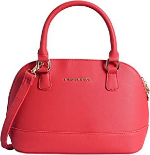 Lino Perros Women's Artificial Leather (RED)