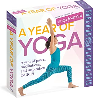 Best daily yoga calendar Reviews