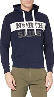NORTH SAILS Round Neck W/Graphic Maglia di Tuta Uomo