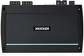 Kicker KXMA800.5 4x100-Watt Four-Channel Full-Range Class D Amplifier with 400-Watt Class D Subwoofer Channel