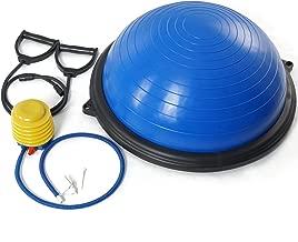 Titan Balance Ball Trainer for Yoga Strength Resistance Exercise
