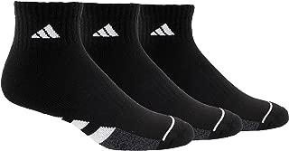 Men's Cushioned Quarter Socks (3-Pair)