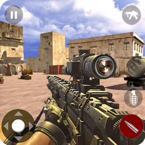 Call Of Modern Army Sniper Duty Shooting Frontline FPS 2020