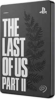 PlayStationHDD 2T Seagate TLOU Part IIGame Drive for PS4 (Special Edition) The Last of US 2
