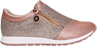 Women's Glitter Sneakers Fashion Bling Casual Shoes