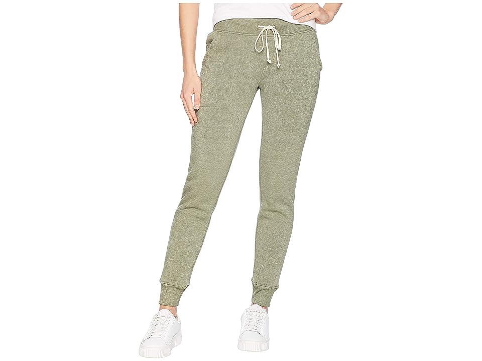 Alternative Eco Fleece Jogger Pant (Eco True Army Green) Women